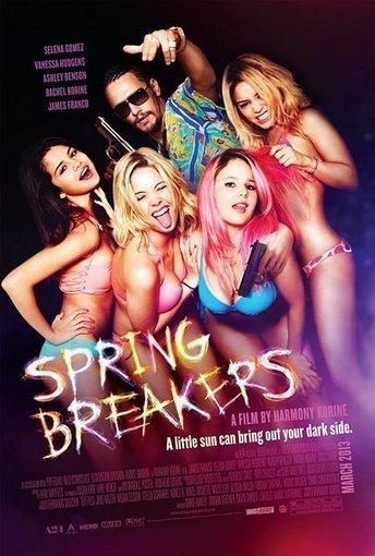 Spring Breakers | Christopher Lock Mini-Film Reviews | Scoop.it