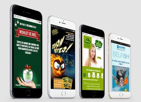 le jeu marketing et la gamification | Réinventer la communication des centres commerciaux | Scoop.it