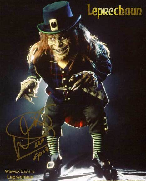 Leprechaun | They were here and might return | Scoop.it