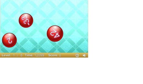Math Games: Number Balls   sjm negnum   Scoop.it