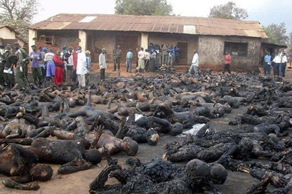Muslims burn Catholics alive in Nigeria | 5th Seal - Revelation 6:9-11 | Scoop.it