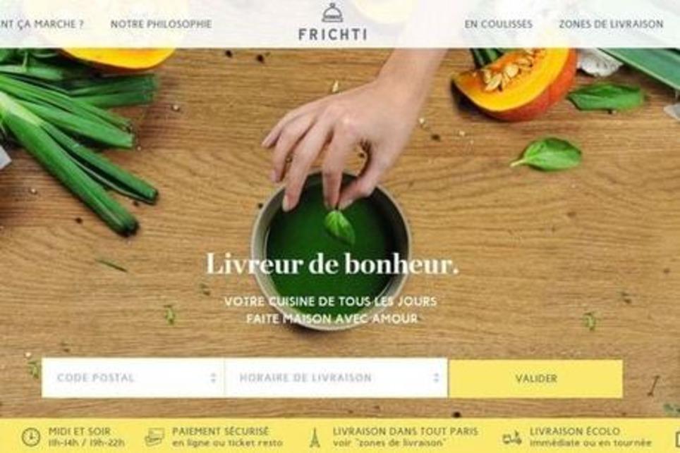 [Livraison] Livraison de repas : Frichti lève 12millions d'euros | French-Connect*Expatriation | Scoop.it