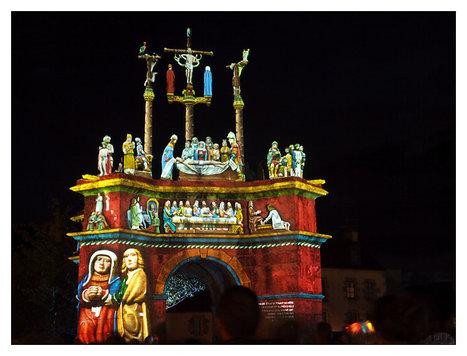 Les 7 #calvaires monumentaux de #Bretagne : #Pleyben du 7 au 10 août 2014 | photo en Bretagne - Finistère | Scoop.it