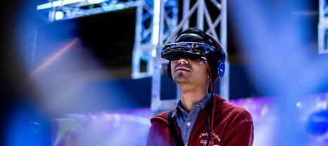 What will we do with virtual reality? | cool stuff from research | Scoop.it