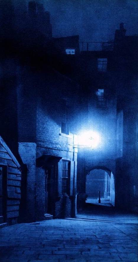 Harold Burdekin's London Night   Historical London   Scoop.it
