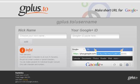 Google Plus Nick | The Google+ Project | Scoop.it