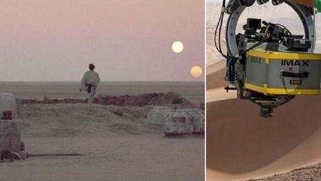 L'équipe du film débute le tournage en IMAX   Star Wars: épisode 7   Scoop.it
