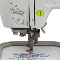 Brother PE-500 Embroidery Machine reviewed | Clothing Design | Scoop.it