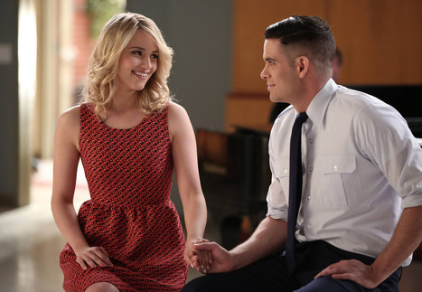 Will Quinn and Puck Stay Together? Ryan Murphy Says.. | Quinn & Puck: Endless Love | Scoop.it