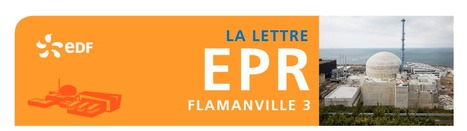 (50) La Lettre EPR Flamanville 3  - n° 44 - 21 Novembre 2016| EDF | PSN - Filière Energie | Scoop.it