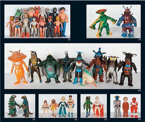 ToyzMag.com » Made In Japan : Focus sur les Kaijū | Vente aux encheres design et pop culture | Scoop.it
