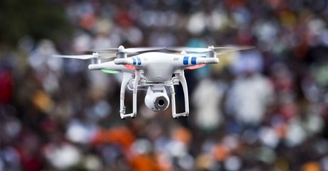 Amateur Drone Pilots Arrested for Flying Too Close to NYPD Chopper | news | Scoop.it