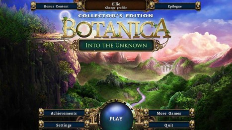 Botanica: Into the Unknown Walkthrough: From CasualGameGuides.com | Casual Game Walkthroughs | Scoop.it