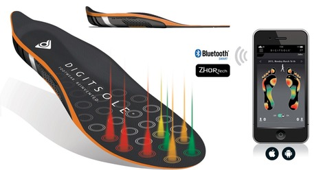 Digitsole - Footwear Reinvented | weekly innovations | Scoop.it