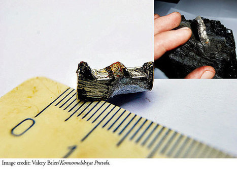 Possible Human Artifact Found in Coal | Conformable Contacts | Scoop.it