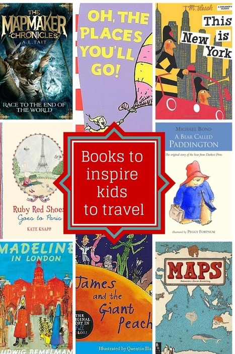 14 Books to Inspire Kids to Travel | Travel | Scoop.it