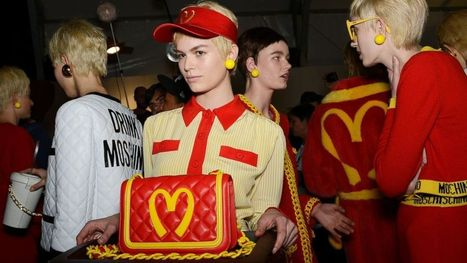 Fast Food Clothing for Brand Super Fans - ABC News | business | Scoop.it