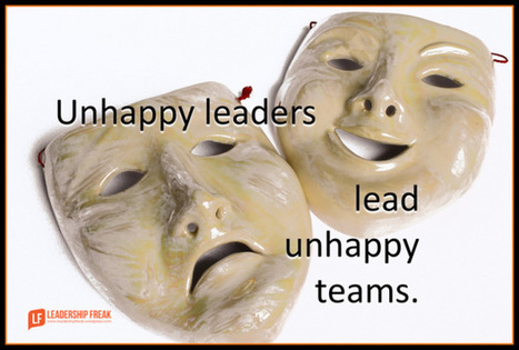 Breaking the Glum-Leader Syndrome | Surviving Leadership Chaos | Scoop.it