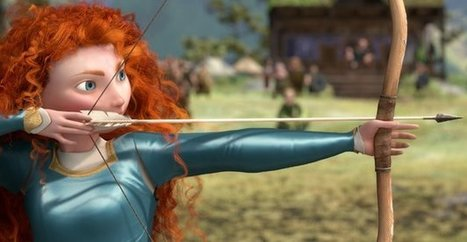 Brave's filmmakers talk Pixar storytelling and creating a real-kid hero  | BLUENSCOTTISH VISUAL PROSPERITY | Scoop.it