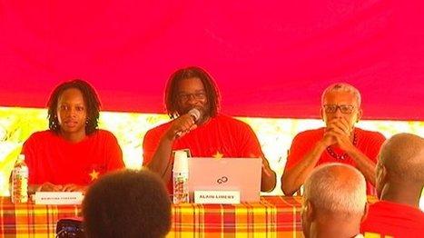 Le CNCP soutient Marcellin Nadeau (Martinique) | Veille des élections en Outre-mer | Scoop.it