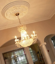 Decorating ceilings - Style At Home | Air Circulation and Ceiling Fans | Scoop.it