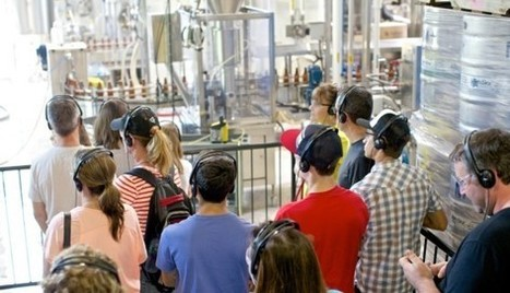 Back Stories! A Small Business Shows The Advantages of Offering Facility Tours | digital marketing strategy | Scoop.it