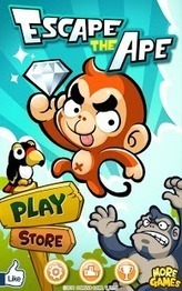 Escape The Ape 1.1.2 Android | Android Game Download | Scoop.it