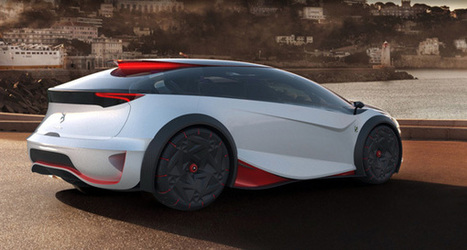 Citroen DS BiRotor Concept by Jose Eduardo Sanchez » Yanko Design   What Surrounds You   Scoop.it