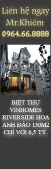Biệt thự Vinhomes Riverside Hoa Anh Đào rẻ nhất thị trường | xocdiabip | Scoop.it