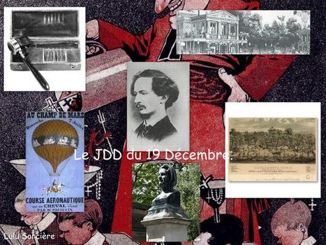 Le Blog de Lulu Sorcière: Le JDD du 7/04/2013 | Chroniques d'antan et d'ailleurs | Scoop.it