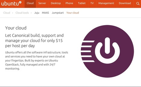 Canonical offers 'Chuck Norris Grade' OpenStack private cloud service | ZDNet | Linux, OS, SysAdmin and Cloud Computing | Scoop.it