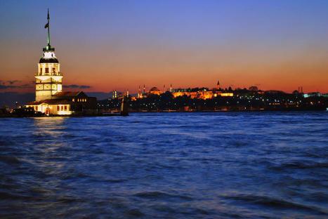 Top 5 best panoramic views of Istanbul | Theclassytraveler.com | Dicas de Viagem Europa | Scoop.it