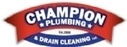Plumbing Services | Champion Plumbing & Drain Cleaning : | Water Is All That Matters | Scoop.it