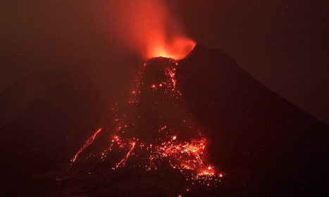 Indonesia's volcanic eruptions-  poor preparedness and vulnerability   TBHS General Geography   Scoop.it