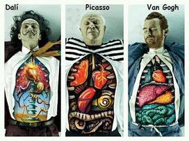 Una clase con clase: Picasso vs Dalí, un poco de cultura en ELE | ELE Spanish as a second language | Scoop.it