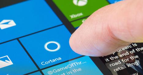 Anniversary Update bringt den Cortana-Zwang | #Windows #Windows10 | Free Tutorials in EN, FR, DE | Scoop.it