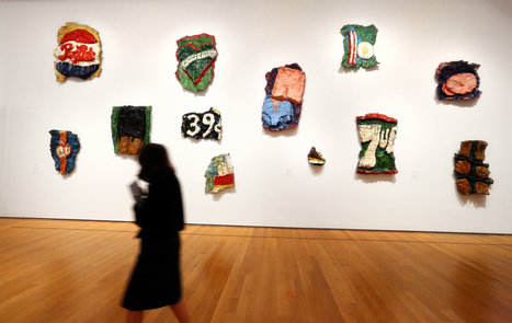 Claes Oldenburg Is Subject of 2 Shows at MoMA | ART HISTORY | Scoop.it