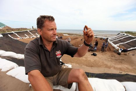 Northumberland archaeological dig brings up Tsunami theory | microburin mesolithic archaeology | Scoop.it
