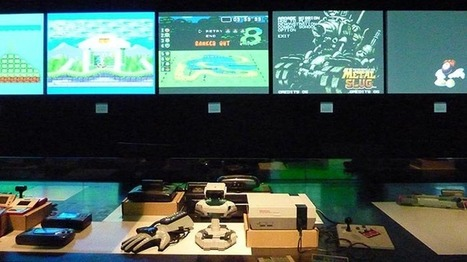 « Ultima » explore l'histoire du jeu vidéo au lieu unique | Early Nantes | Scoop.it