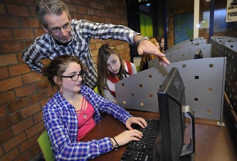 Katholiek onderwijs schrapt informatica in TSO en BSO | ICT-integratie in het onderwijs ( Geschiedenis ) | Scoop.it
