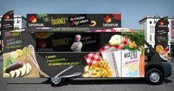 Lesieur prend la route   La Gazette du Food Truck - Food Angel's   Scoop.it