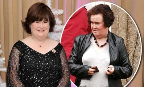 Susan Boyle diagnosed with type 2 diabetes - Daily Mail   Lifestyle Diseases   Scoop.it