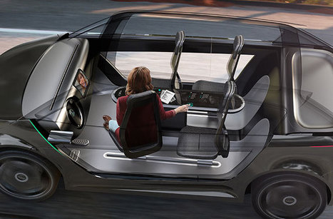 Future Commuting: The Office Comes to You? | Technology and Business | Scoop.it