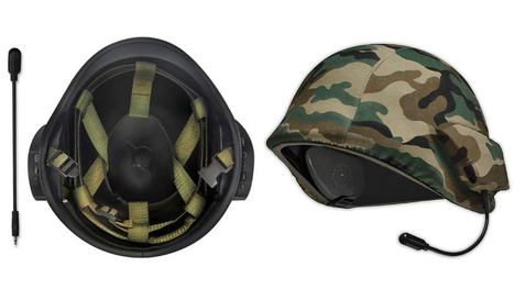 A Speaker Helmet That Maybe Takes First-Person Shooters Too Seriously | All Geeks | Scoop.it