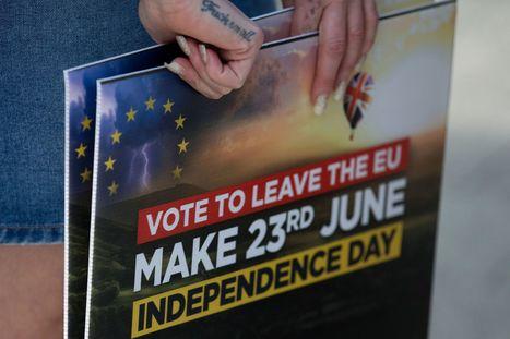 [Mais au fait] pourquoi le Royaume-Uni vote-t-il sur le Brexit ? | Vers l'Europe du futur | Scoop.it