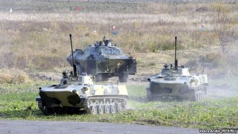 Belgrade Plays Down Joint Military Exercise With Russia - RadioFreeEurope/RadioLiberty | World Intel | Scoop.it