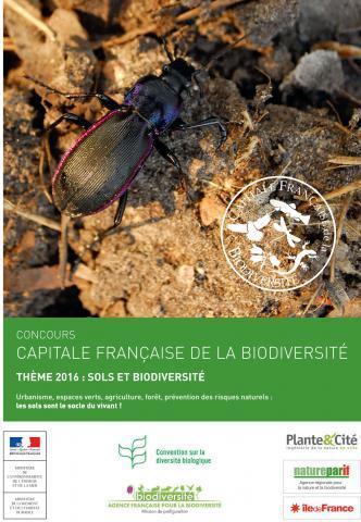 Concours Capitales Françaises de la biodiversité | Variétés entomologiques | Scoop.it