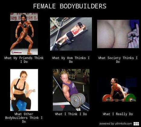 Female Bodybuilders | What I really do | Scoop.it