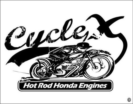 Honda Cafe Motorcycle - cycleX | Building a 1974 Honda CB750 Cafe Racer | Scoop.it