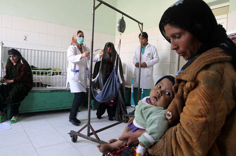 Afghan healthcare failing to meet needs | Market Failure | Scoop.it